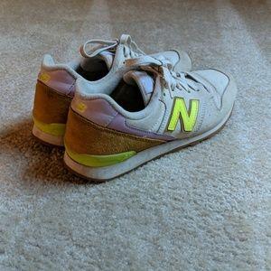 J. Crew and New Balance 696  Sneaker Women's 8